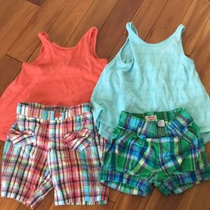 Other - Girls summer clothes.